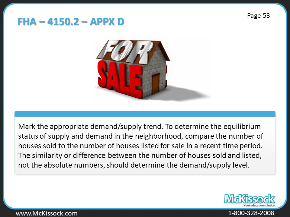 FHA – 4150.2 – APPX D Page 53.