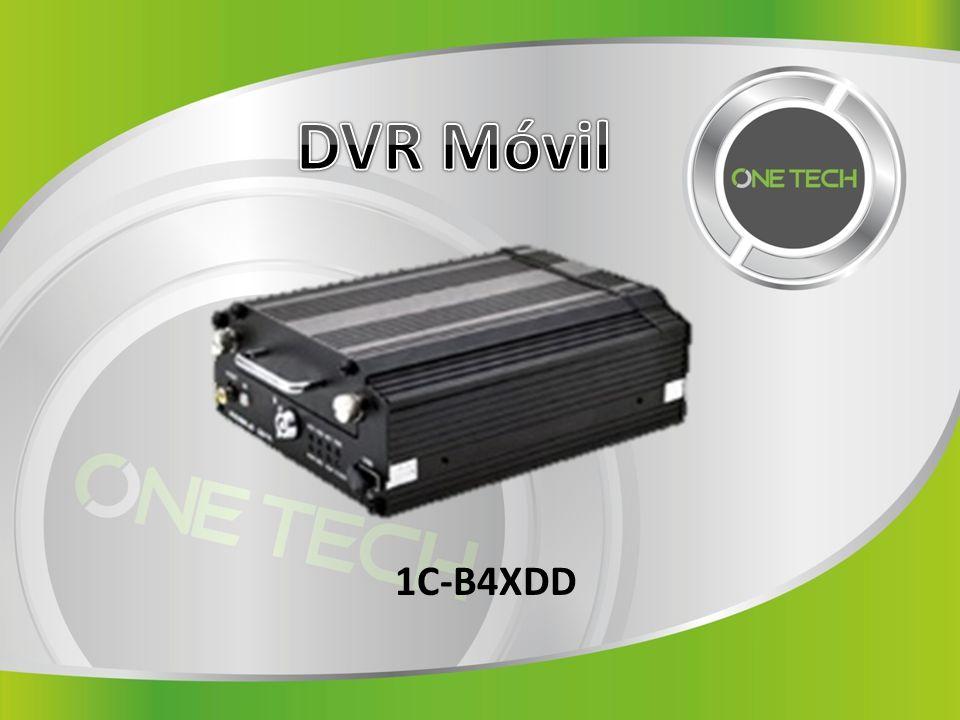 DVR Móvil 1C-B4XDD