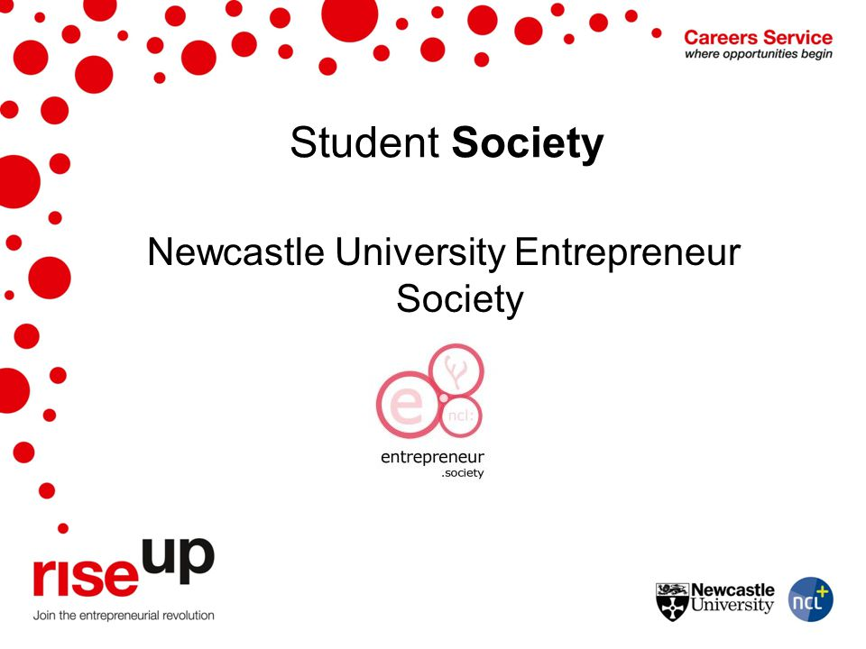 Newcastle University Entrepreneur Society
