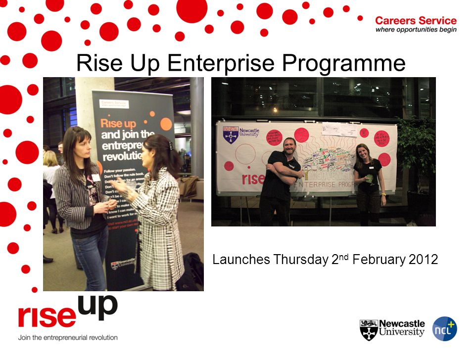 Rise Up Enterprise Programme