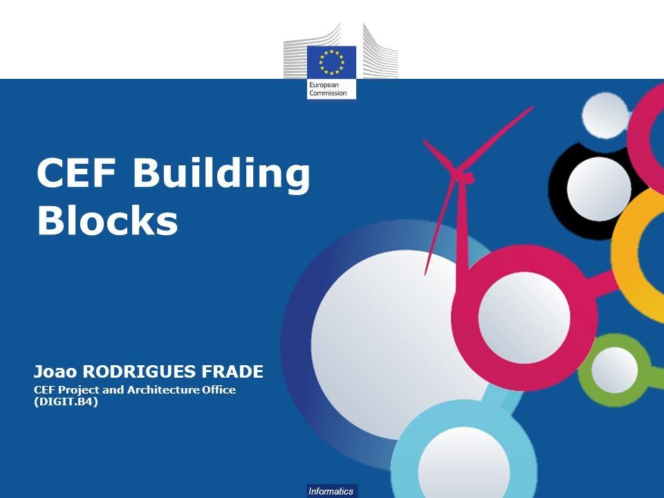 CEF Building Blocks Joao RODRIGUES FRADE