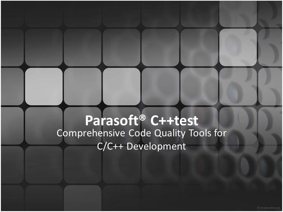 Comprehensive Code Quality Tools for C/C++ Development