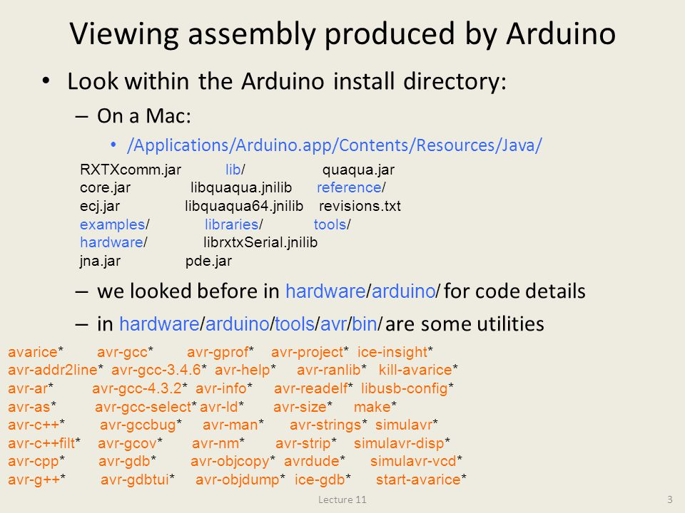 Viewing assembly produced by Arduino