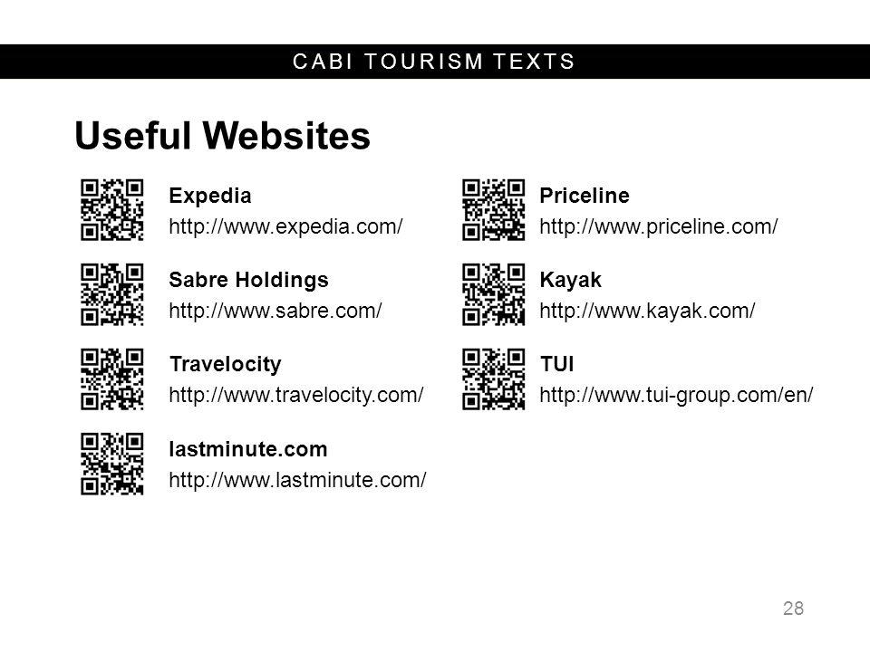 Useful Websites Expedia http://www.expedia.com/ Priceline