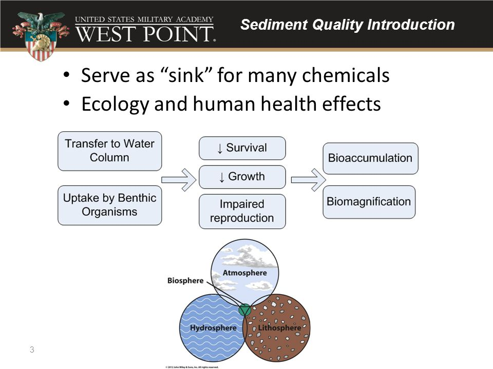 Sediment Quality Introduction