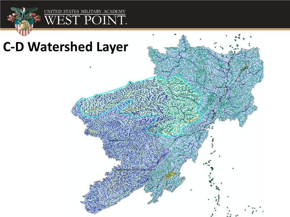 C-D Watershed Layer