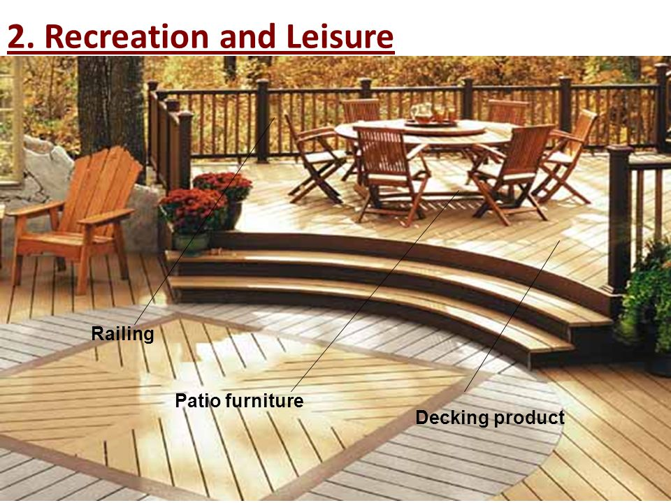 2. Recreation and Leisure