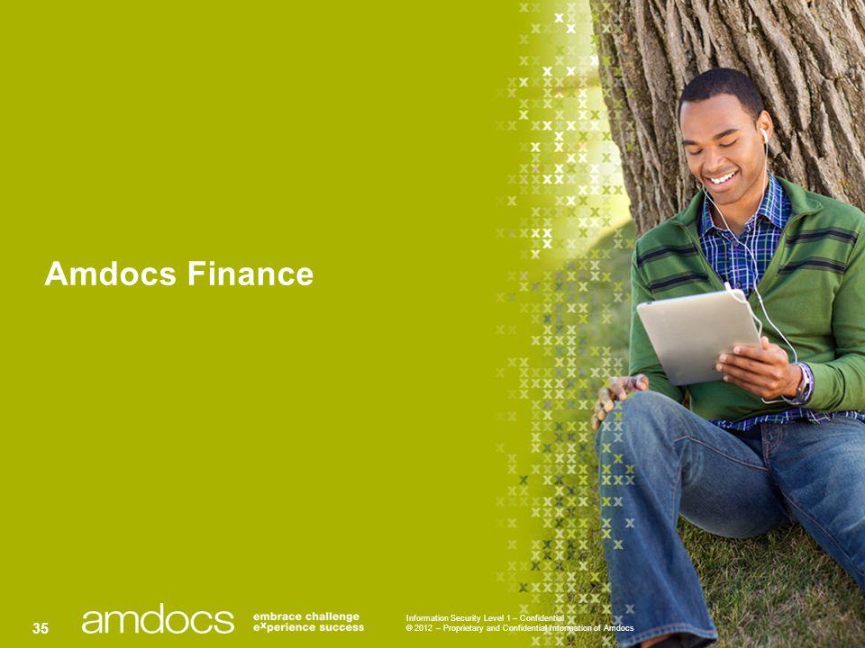 Amdocs Finance