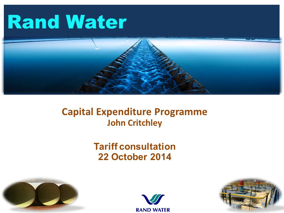 Capital Expenditure Programme