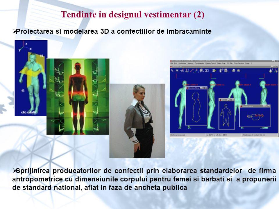Tendinte in designul vestimentar (2)