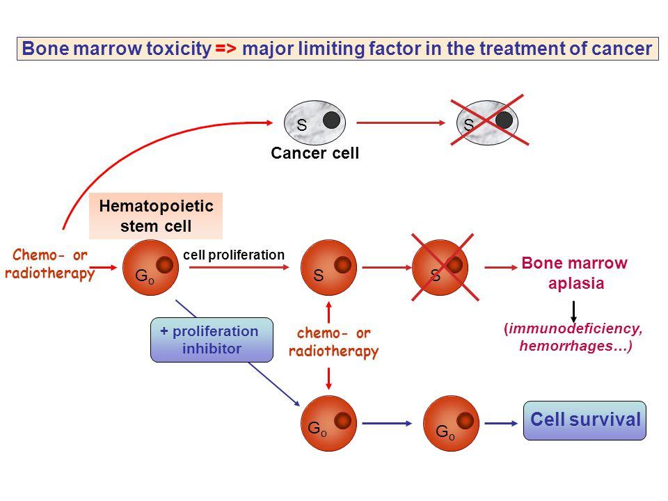 Chemo- or radiotherapy chemo- or radiotherapy