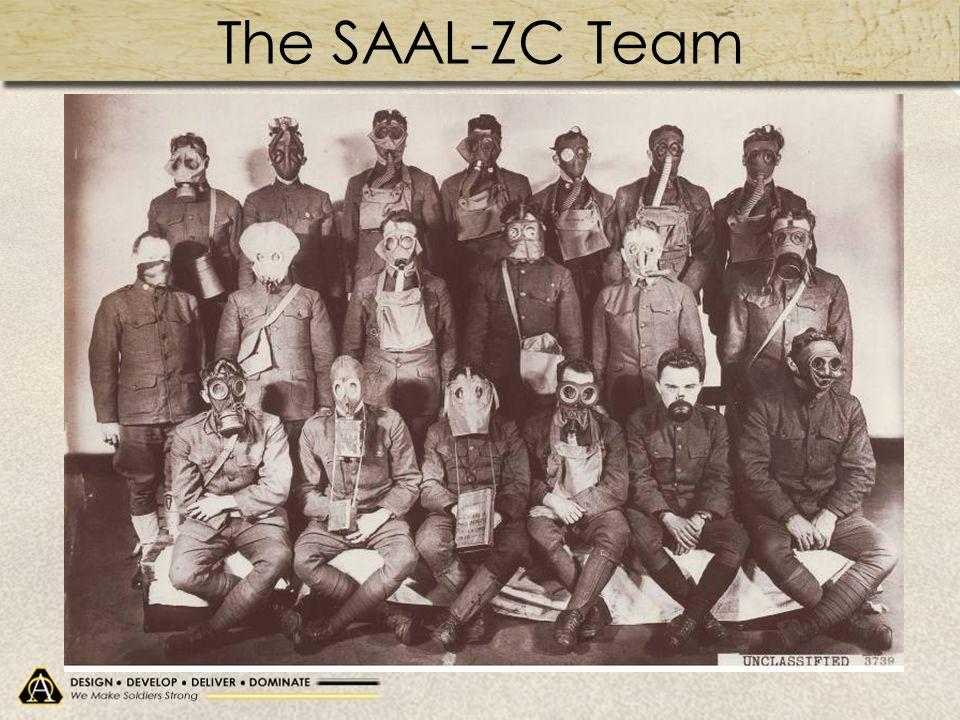 The SAAL-ZC Team