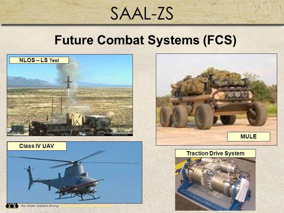 Future Combat Systems (FCS)