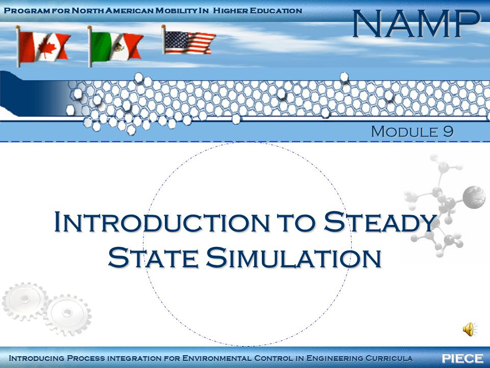 Introduction to Steady State Simulation