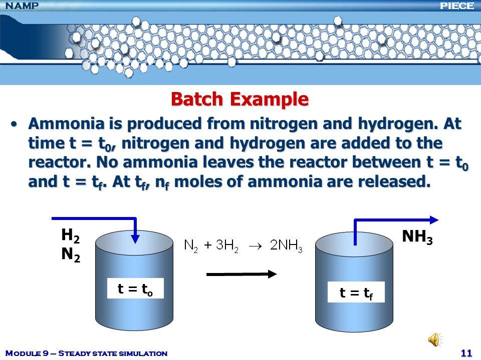 Batch Example