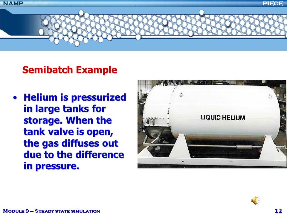 Semibatch Example