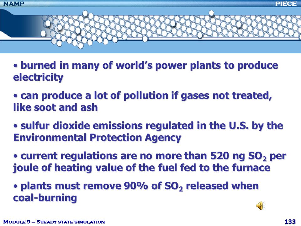 burned in many of world's power plants to produce electricity