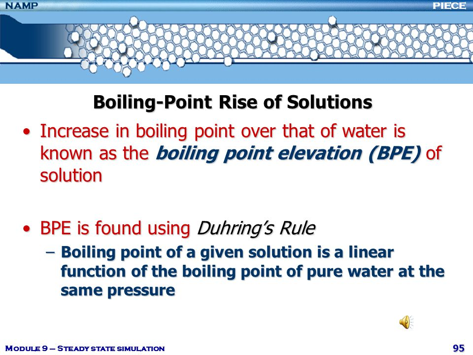 Boiling-Point Rise of Solutions