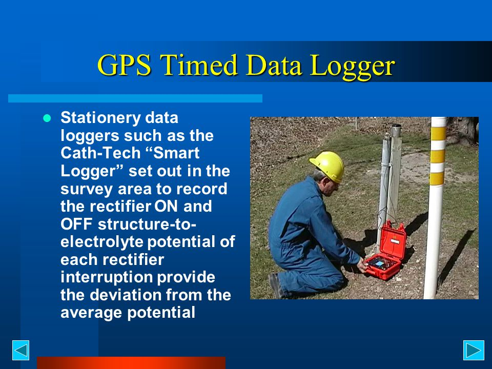 GPS Timed Data Logger