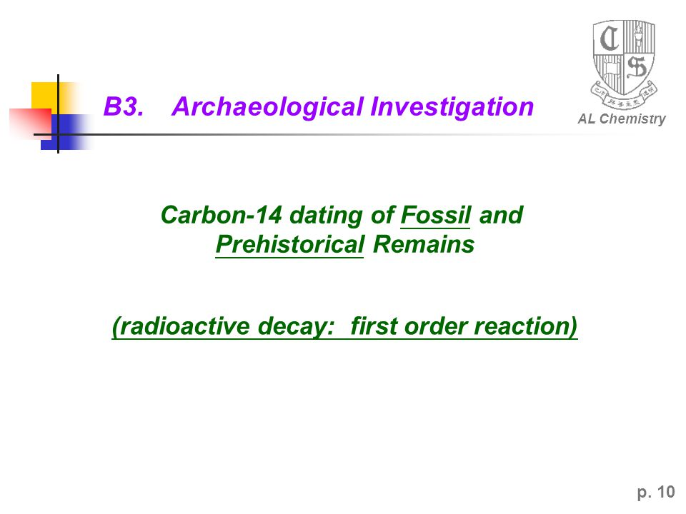 B3. Archaeological Investigation