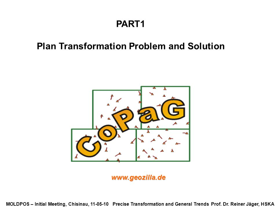Plan Transformation Problem and Solution
