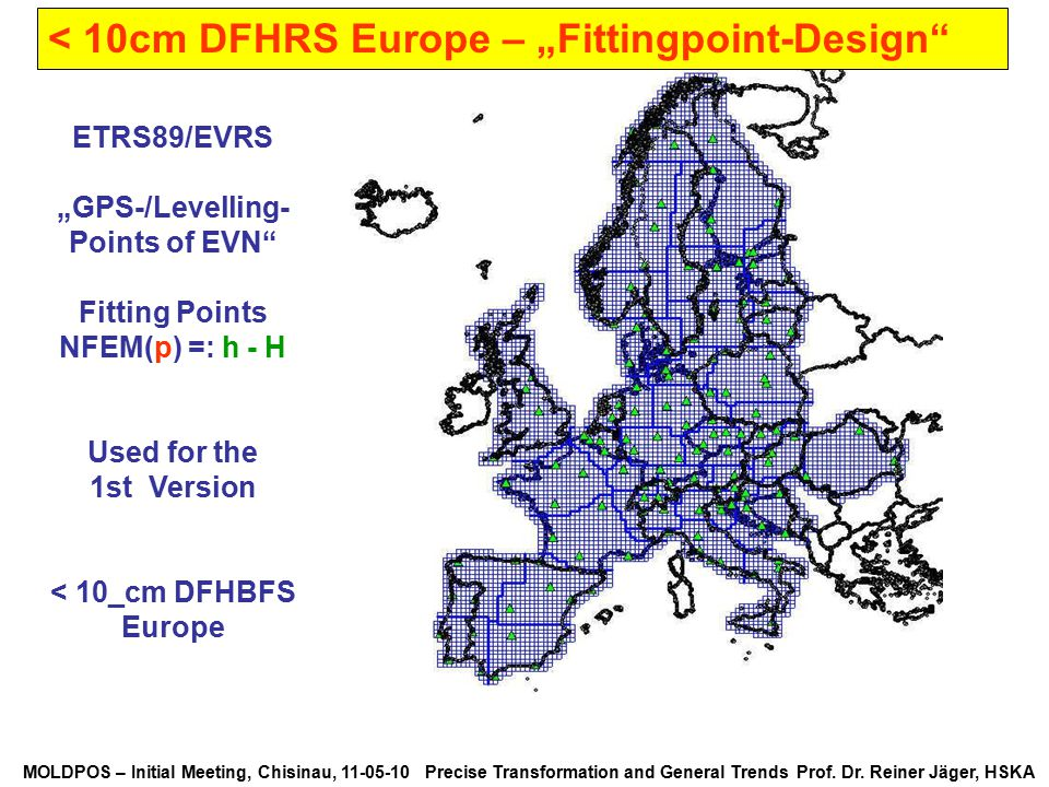 "< 10cm DFHRS Europe – ""Fittingpoint-Design"