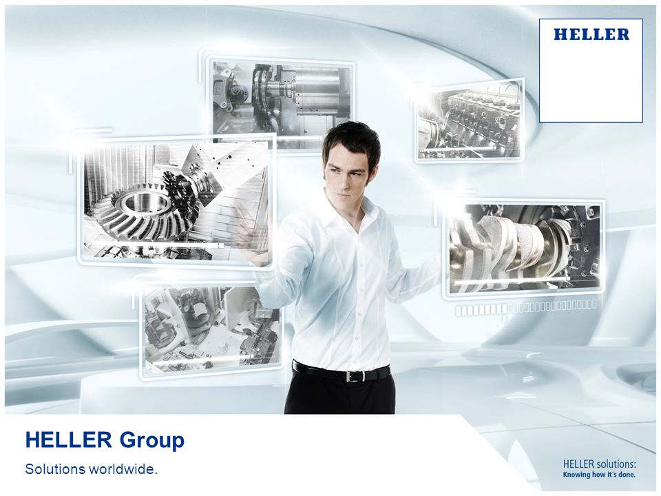 HELLER Group Solutions worldwide.