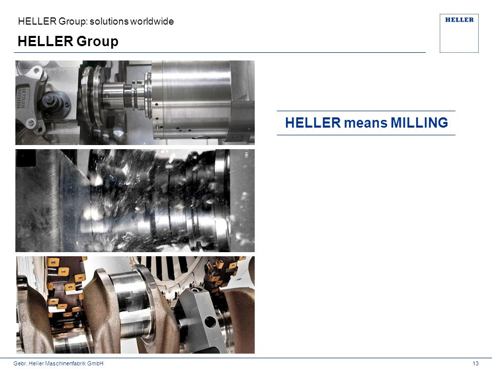 HELLER Group: solutions worldwide