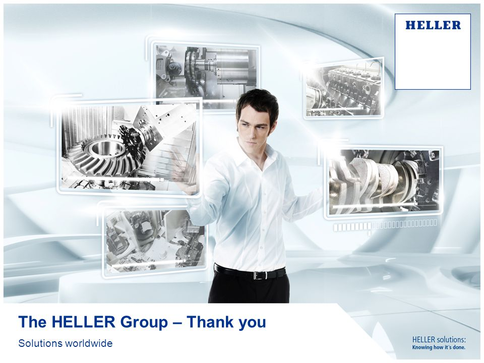 The HELLER Group – Thank you