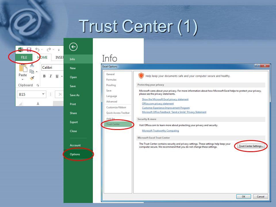 Trust Center (1) 046 8