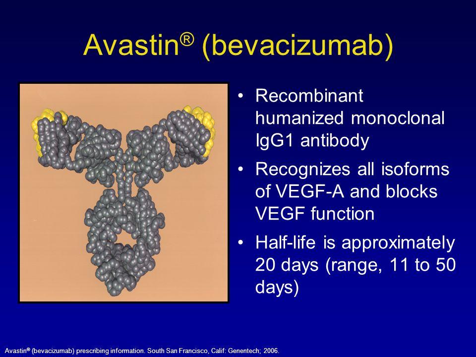 Avastin® (bevacizumab)