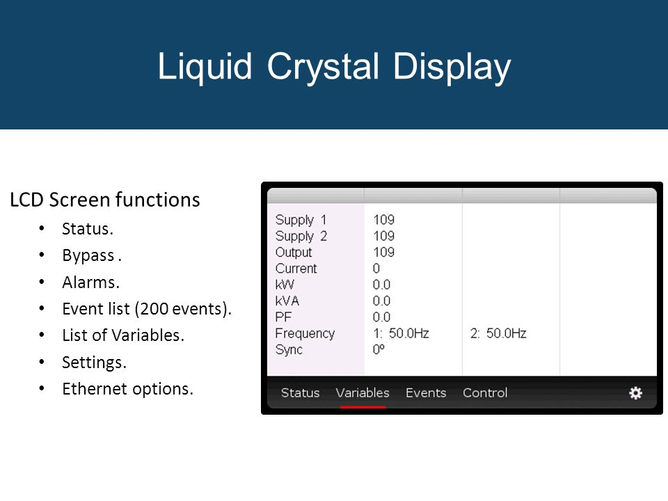 Liquid Crystal Display