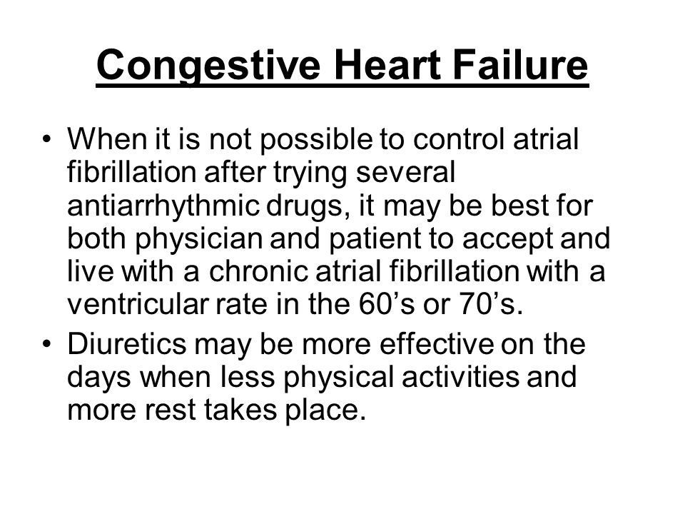 approach to heart failure pdf