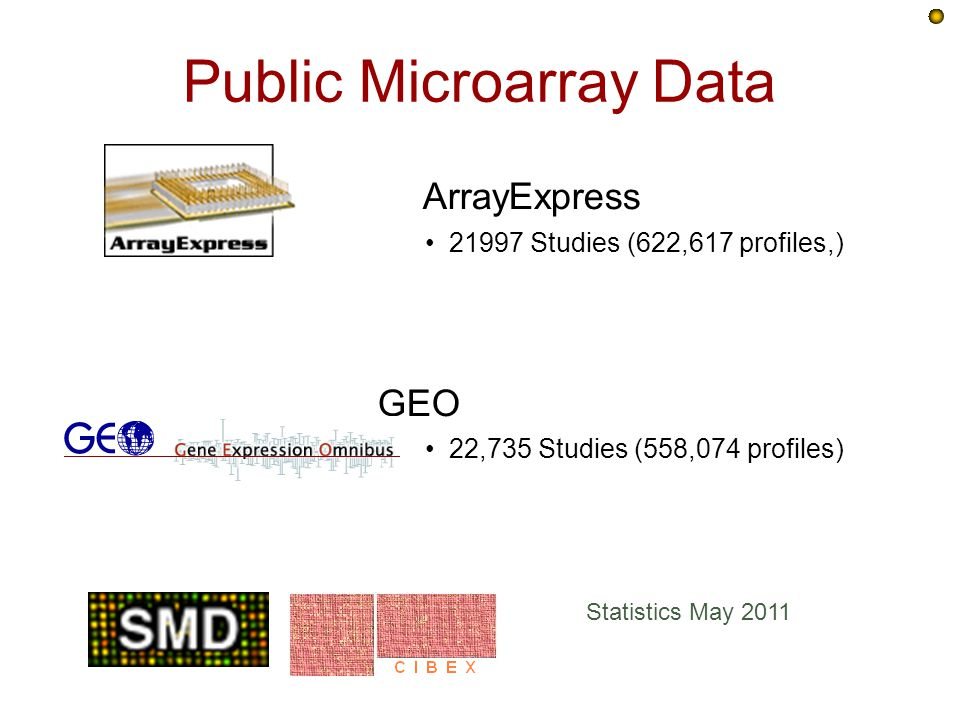 Public Microarray Data