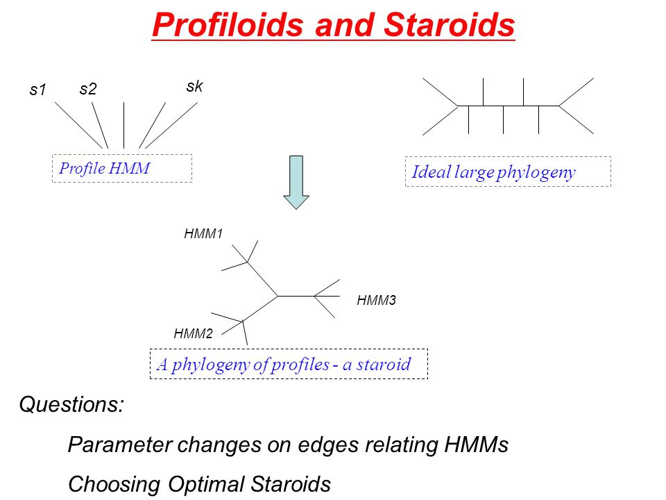 Profiloids and Staroids