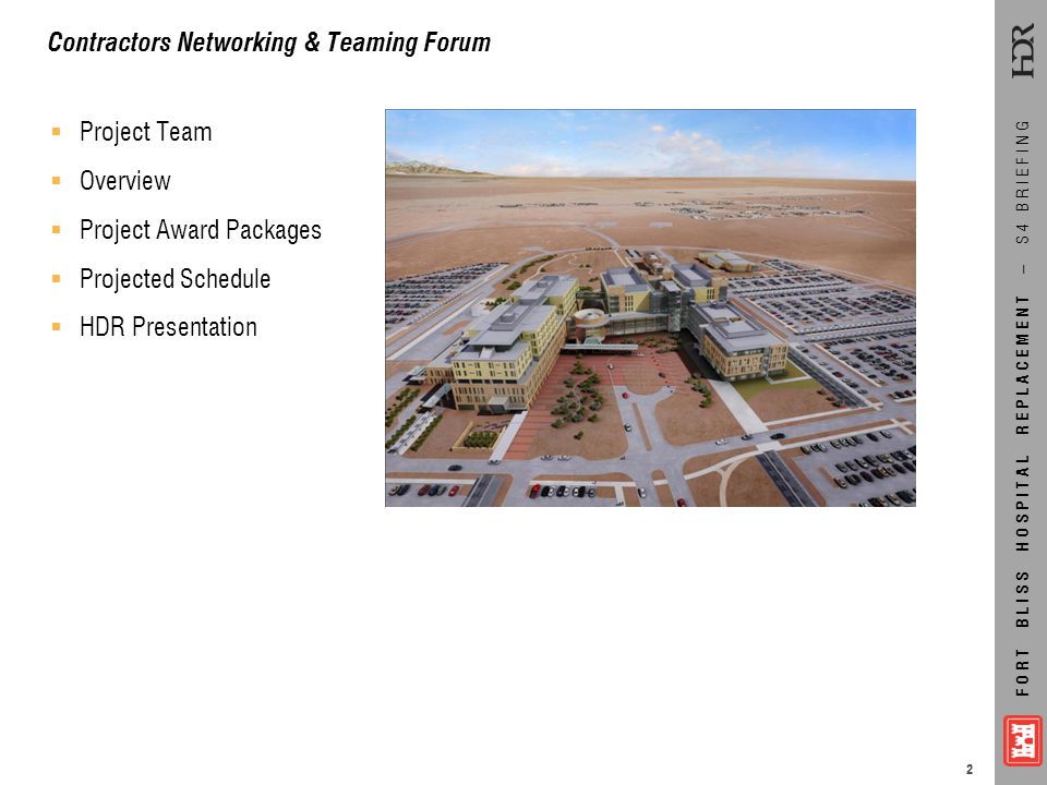 Contractors Networking & Teaming Forum