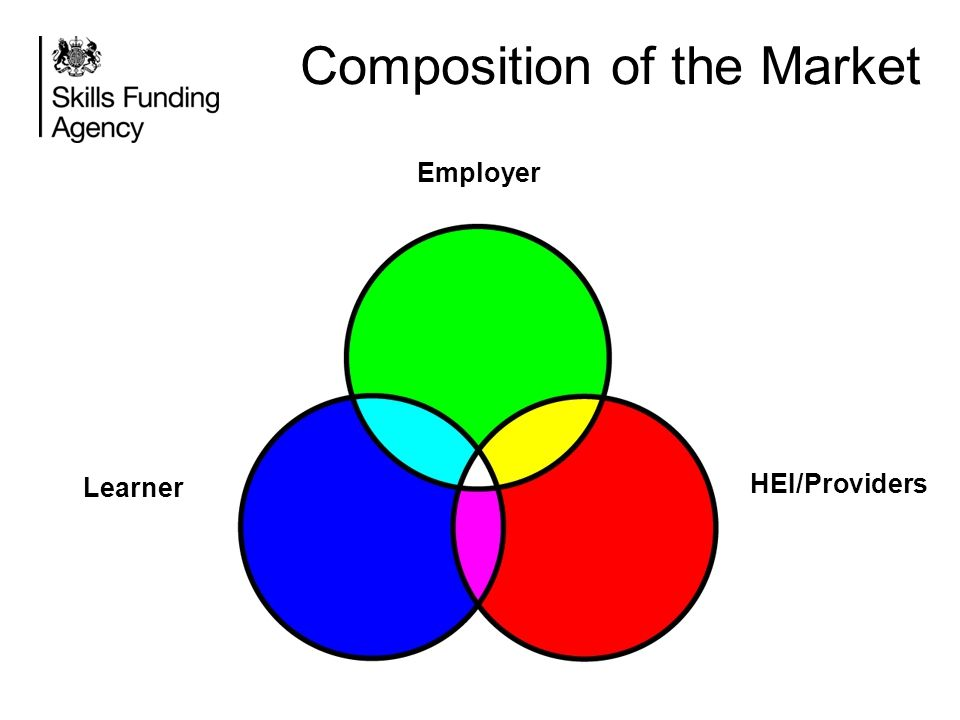 Composition of the Market