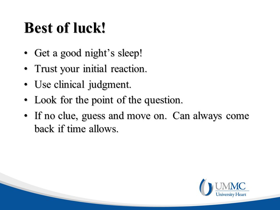 Best of luck! Get a good night's sleep! Trust your initial reaction.