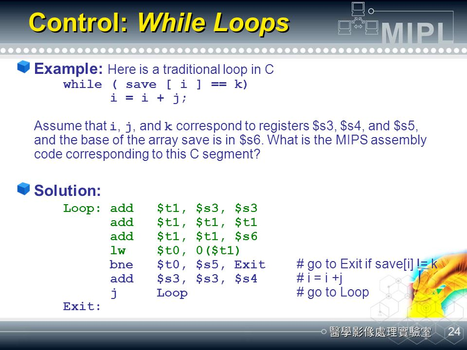 Control: While Loops