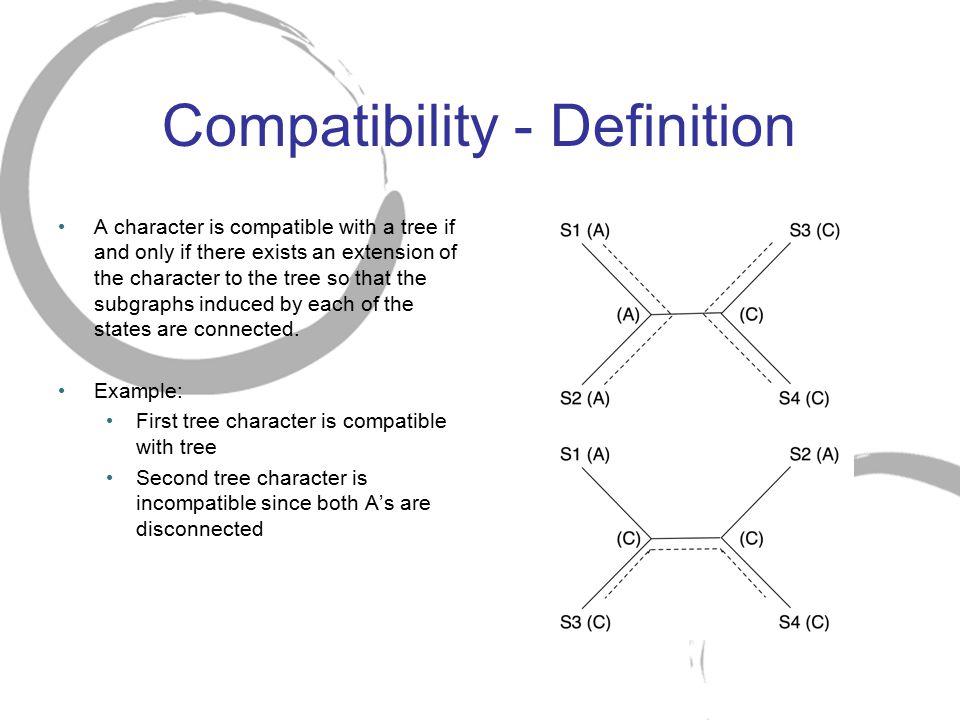 Compatibility - Definition