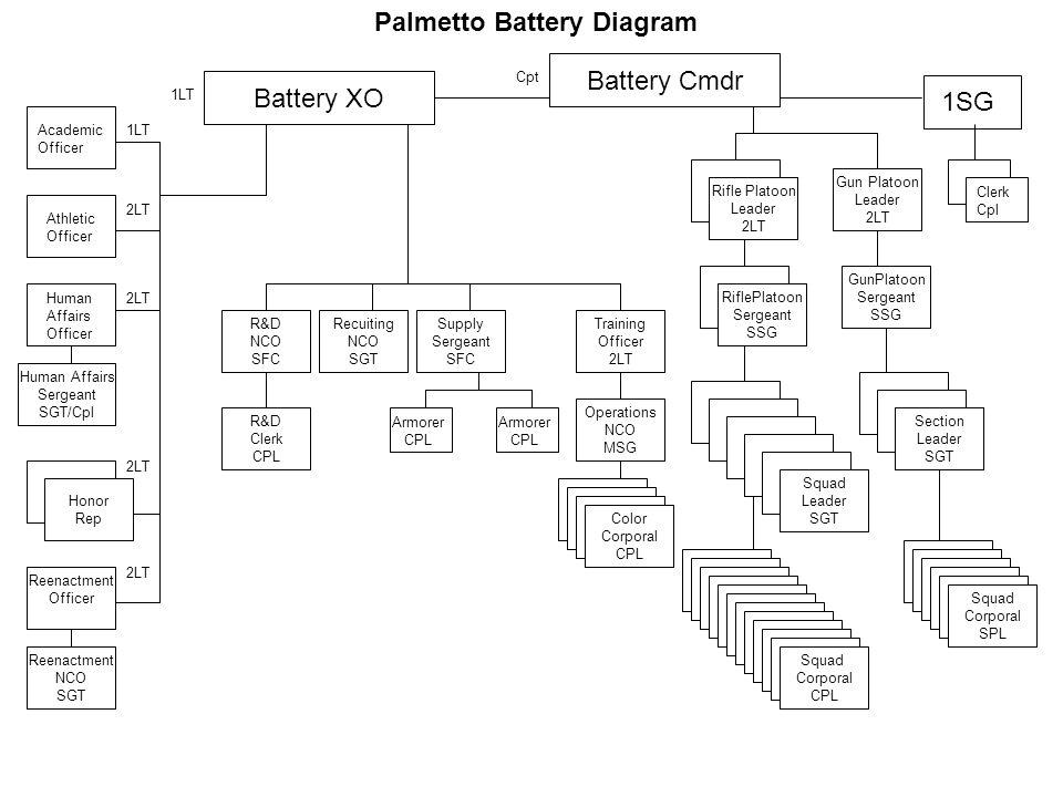 Palmetto Battery Diagram