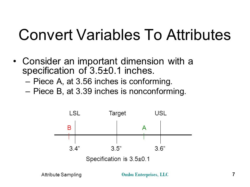Convert Variables To Attributes