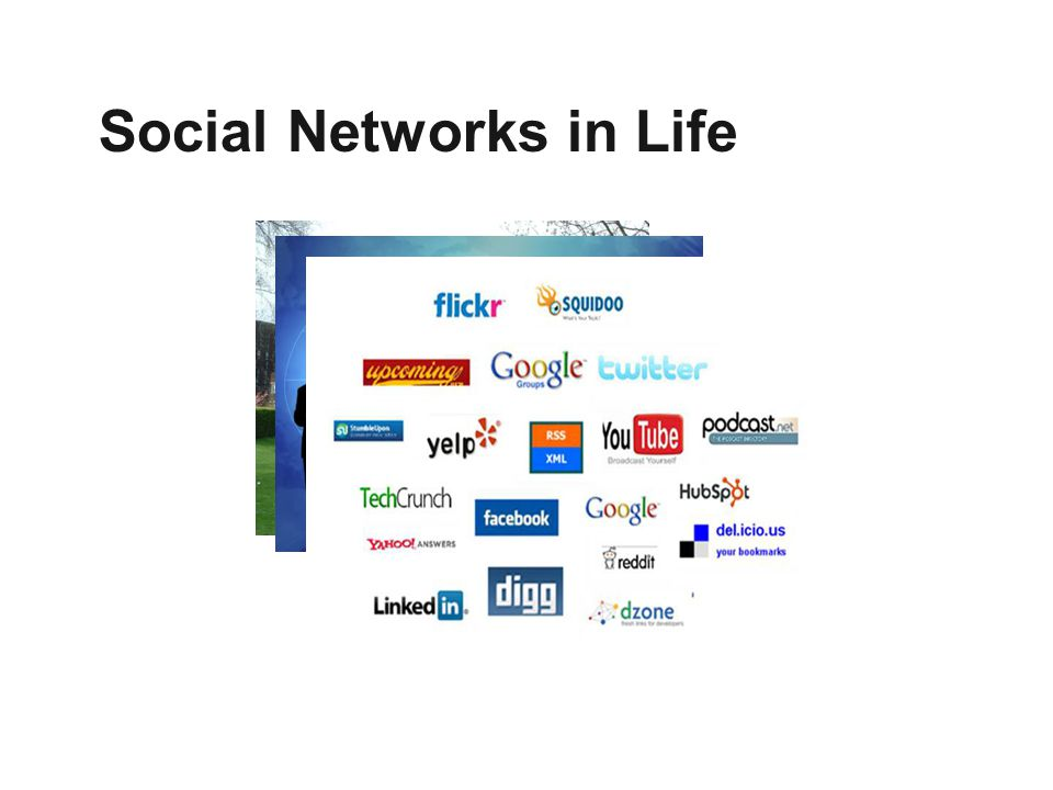 Social Networks in Life
