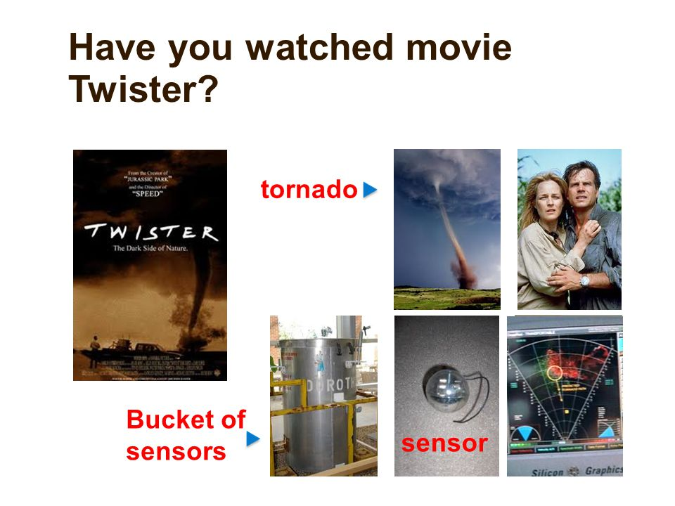 Have you watched movie Twister