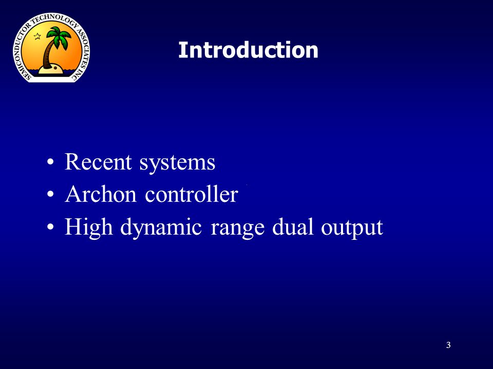 High dynamic range dual output