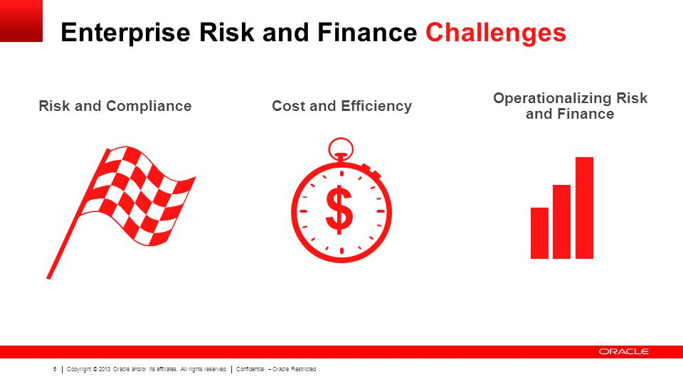 Enterprise Risk and Finance Challenges