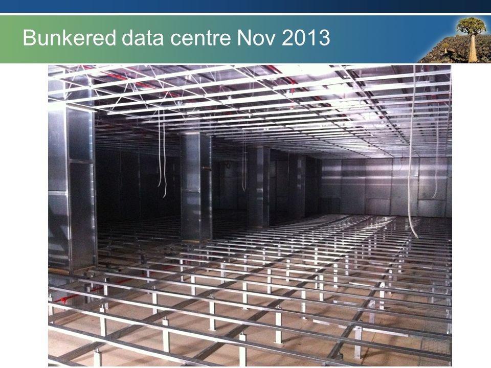 Bunkered data centre Nov 2013