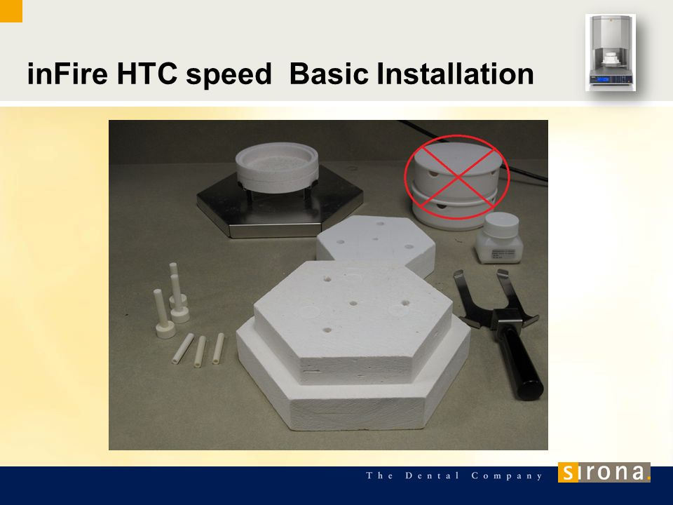 inFire HTC speed Basic Installation
