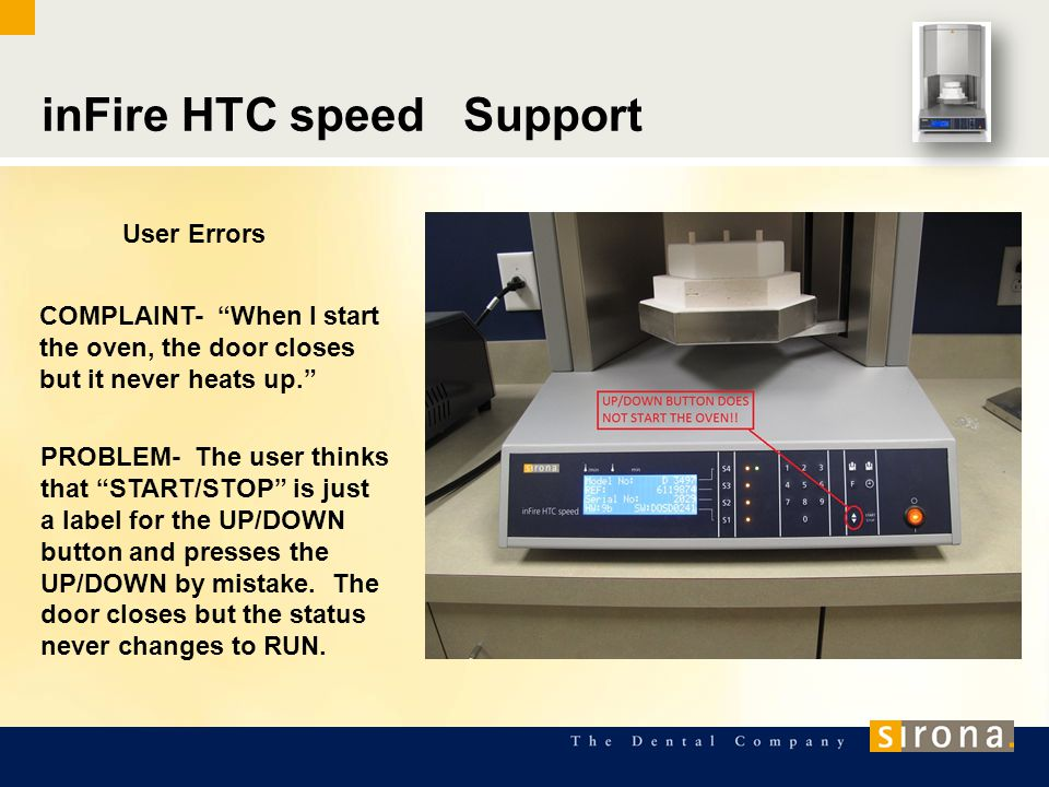 inFire HTC speed Support