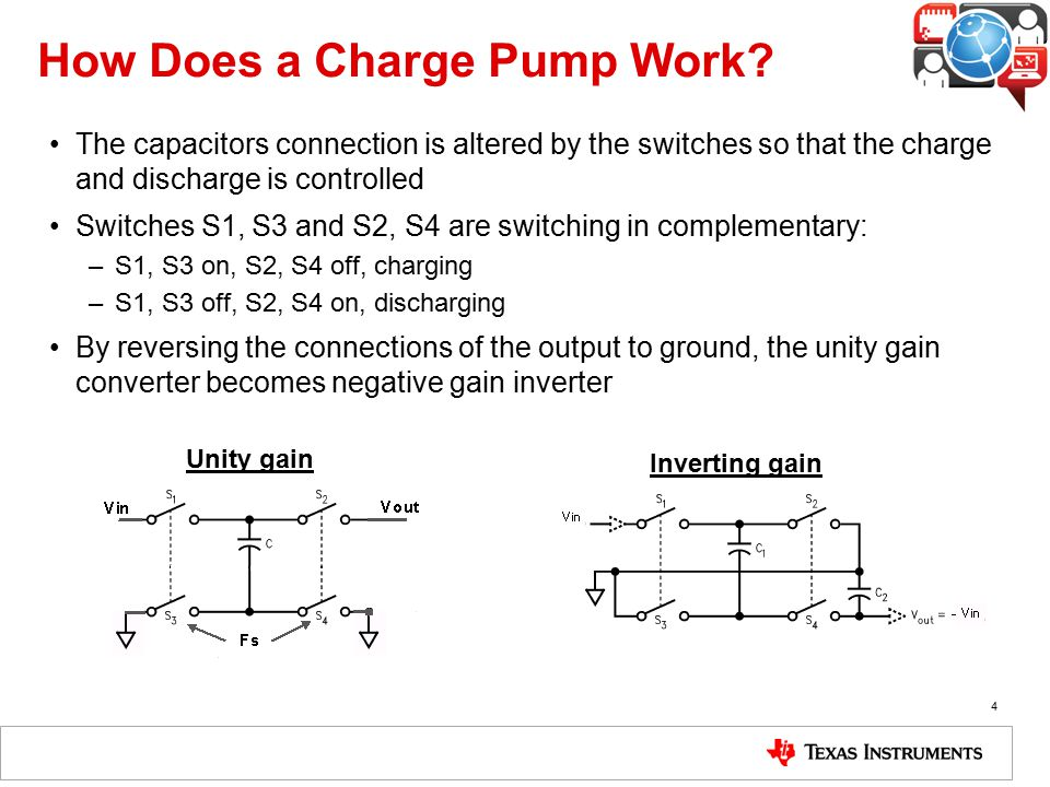 How Does a Charge Pump Work